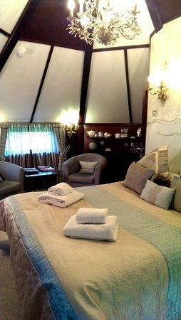 Enterkine Hotel: Stunning woodland lodge