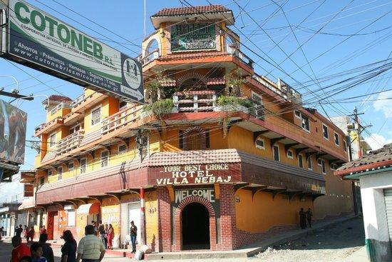 Hotel Villa Nebaj