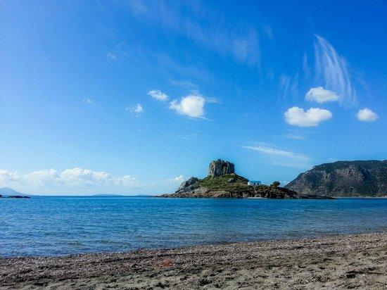 Agios Stefanos Beach : agios stefano beach