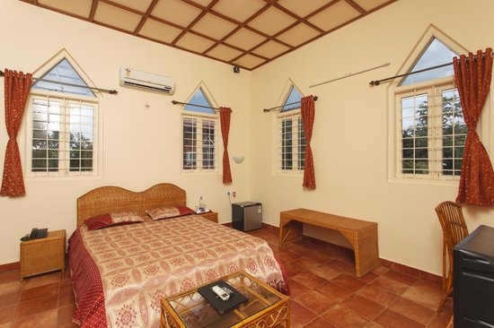 Heritage Resort: Inside view of Double room Cottages