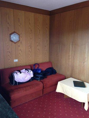 Residence Terentis: divano