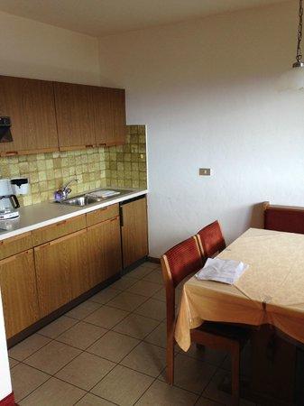 Residence Terentis: cucina