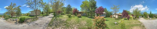 Camping Le Couriou : Chalet