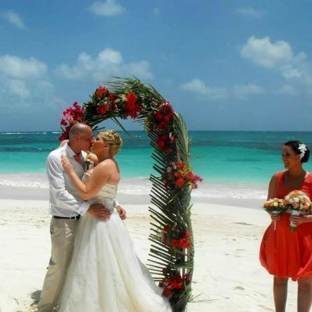 Pineapple Beach Club Antigua: Wedding Day