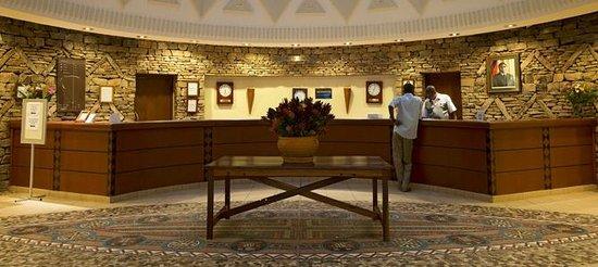 Elephant Hills Resort: Reception