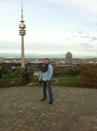 Sofitel Munich Bayerpost: Munich Olympic Park