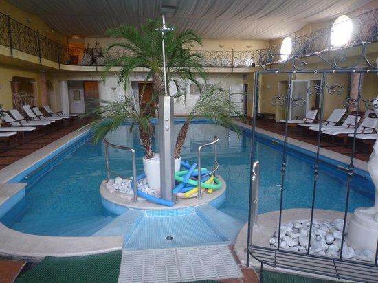 Quisisana Hotel Terme : Come dicevo osservate