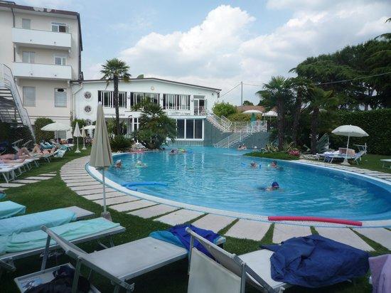 Quisisana Hotel Terme : Che bella situazione
