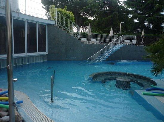 Quisisana Hotel Terme : Tornerò al più presto