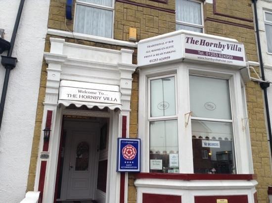 The Hornby Villa : The Hormby Villa 4* B&B