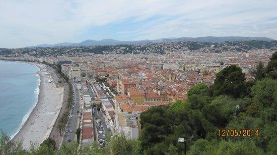 Colline du château : view