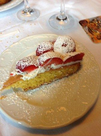 Gasthof Hanserhof: dolce
