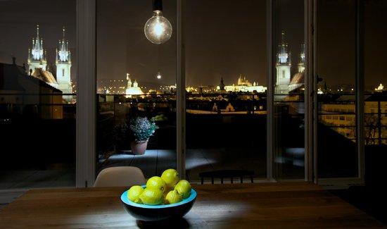 Rybna 9 Apartments: Panoramic Views of Prague