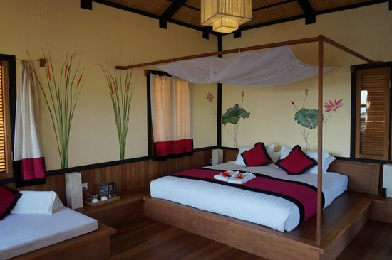 Thahara Inle Heritage: My room!!