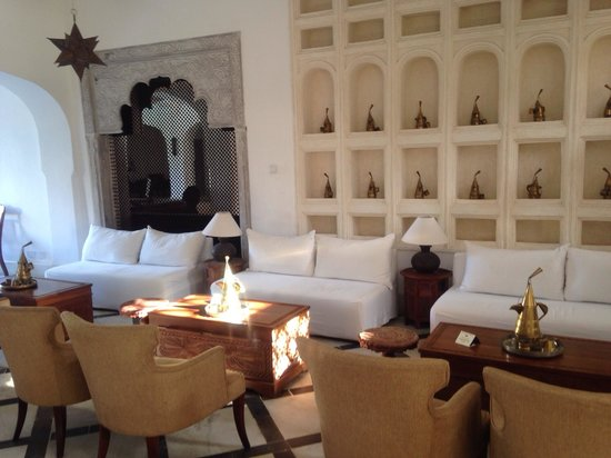 Swahili Beach Resort: Tea Room