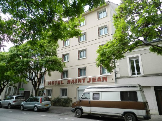 Hotel Saint Jean : Hotel St Jean