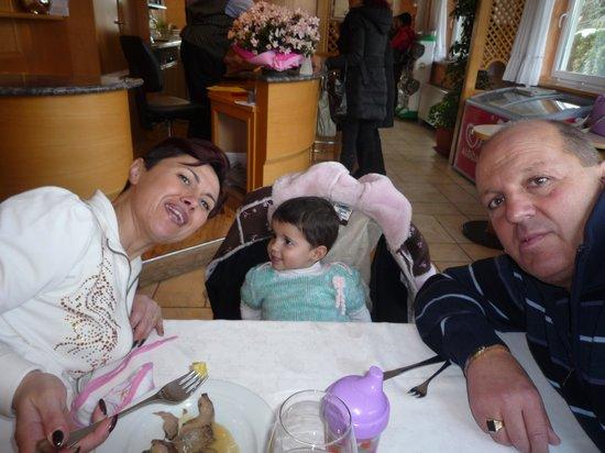 Al Brenta: La mia famiglia