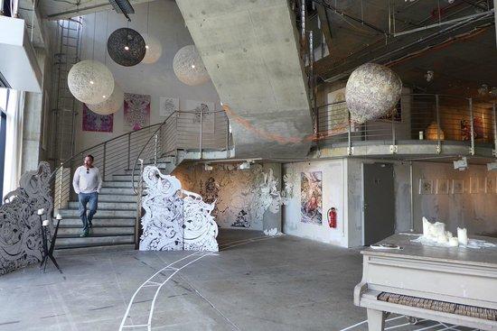 nhow Berlin: Galerie