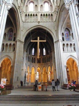 Cathédrale de Lausanne : バシリカ