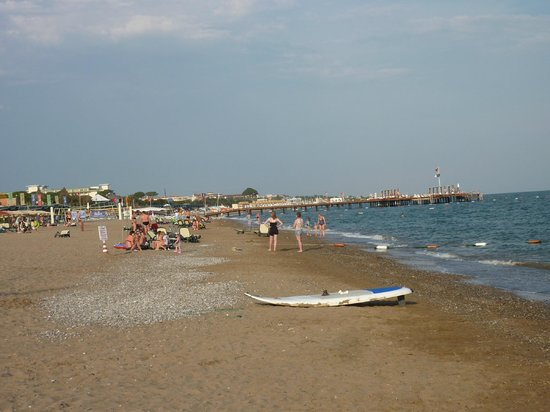 Maritim Pine Beach Resort: Lifes a beach