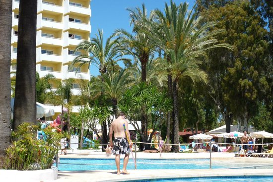 IBEROSTAR Ciudad Blanca: Childrens large pool
