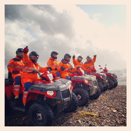 Akranes, Islândia: ATV Mountain tour! Enjoy Iceland in all its glory.