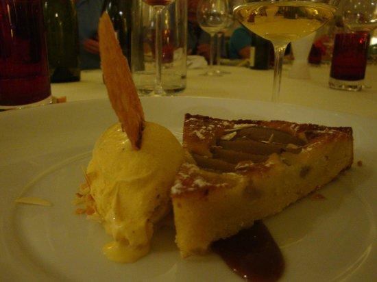 Restaurant de l'Ermitage de Corton: dessert