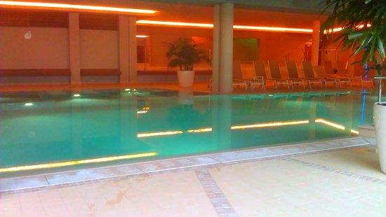 Hotel Corte Valier: piscina interna