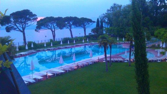 Hotel Corte Valier: piscina esterna