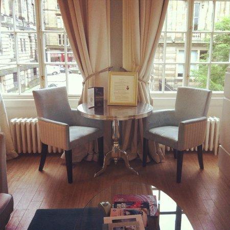 Fraser Suites Edinburgh : Princes Suite