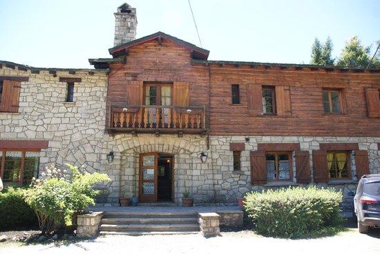 Hosteria Valle del Sol: Front