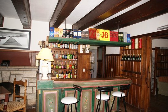 Hosteria Valle del Sol: The bar