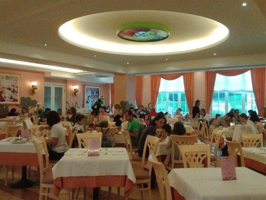 Gardaland Hotel : ristorante