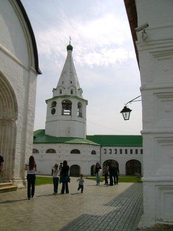 Sokol Hotel: Территория Кремля