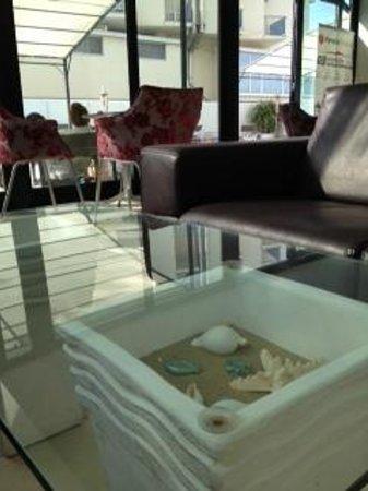 Ferretti Beach Hotel : hall