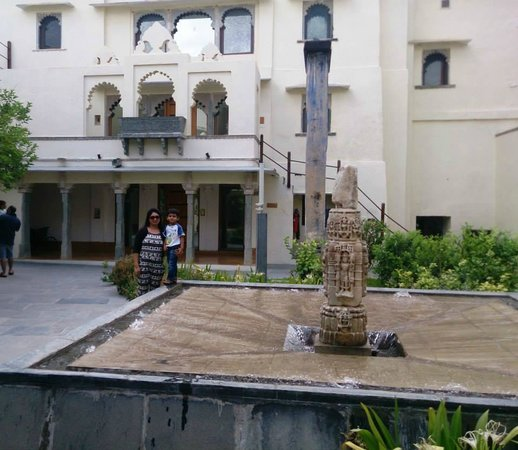 RAAS Devigarh : Outside Suits view