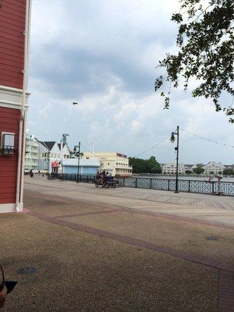 Disney's BoardWalk Villas: Boardwalk