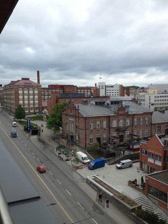 Scandic Tampere Station: Itsenäisyydenkatu