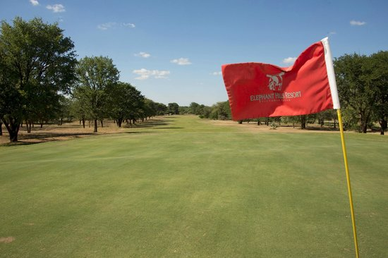 Elephant Hills Resort: Golf Course