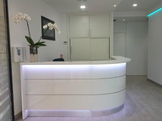 Don César Apartments: Recepción