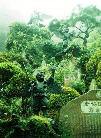 Kamakura Hiking Trails : Mountain demons
