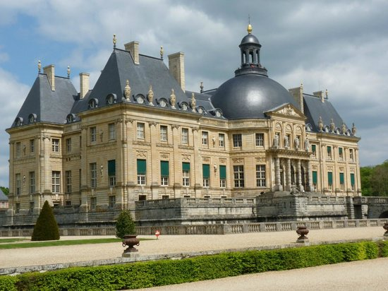 Château de Vaux-le-Vicomte : Le château de Vaux le Vicomte