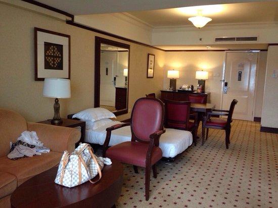 Le Meridien Kota Kinabalu: Suite