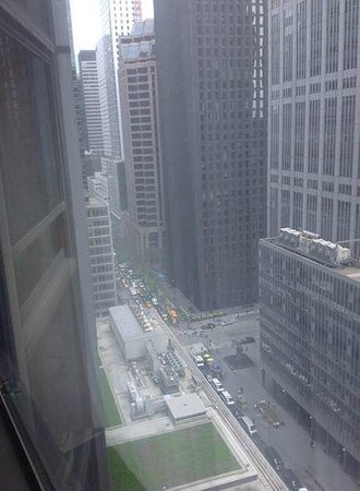 New York Hilton Midtown: New York view