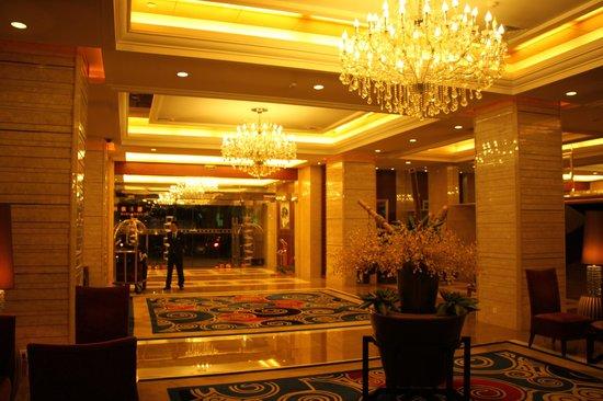 Tianfu Sunshine Hotel : Холл отеля