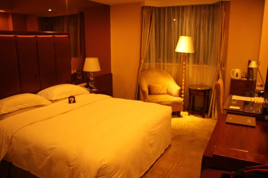 Tianfu Sunshine Hotel: В номере