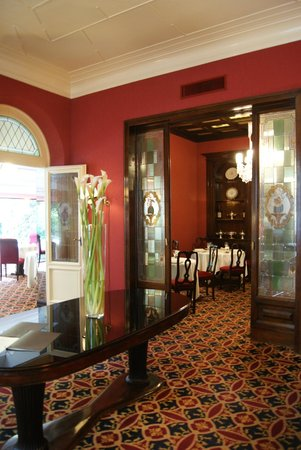 Hotel Regency: Lounge