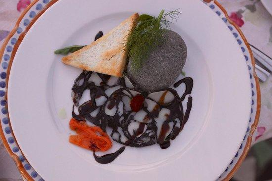 Hotel La Conca Azzurra : An appetizer
