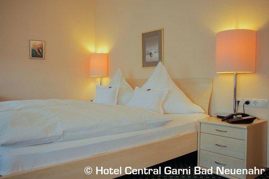 Hotel Central Garni: Doppelzimmer Comfort Ahrseite