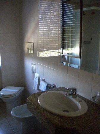 Hotel Califfo: bagno